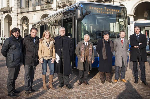 182 nuovi autobus Iveco Irisbus per la città di Torino