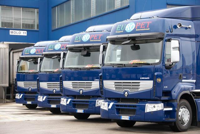 Europet di Atessa (CH), l'innovazione al servizio della logistica