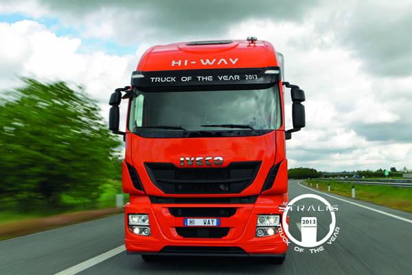 """Iveco al Salone """"Truck & Transport"""" a Bruxelles"""