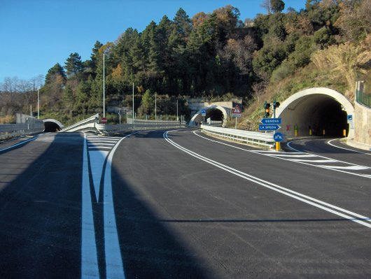 "Liguria, chiusa fino al 20 marzo SS1 ""Via Aurelia"" a Riccò del Golfo (SP)"