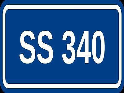 """Lombardia, limitazioni per veicoli lunghi in centri abitati di Colonno e Ossuccio, su SS 340 """"Regina"""""""