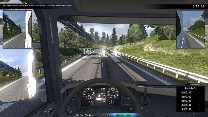Scania Truck Driving Simulator disponibile su Mac App Store