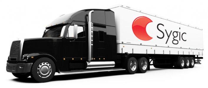 Sygic Truck, il navigatore per camionisti