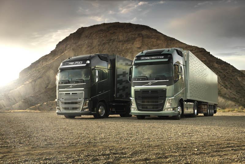 I nuovi Volvo FE e Volvo FL – ottimizzati per consegne in ambiente urbano e suburbano