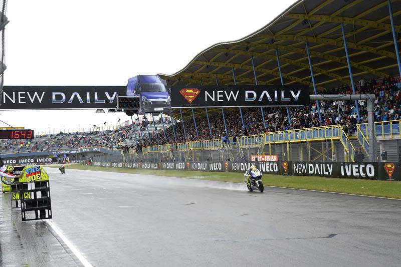 Iveco sponsor ufficiale della gara di Assen del MotoGP