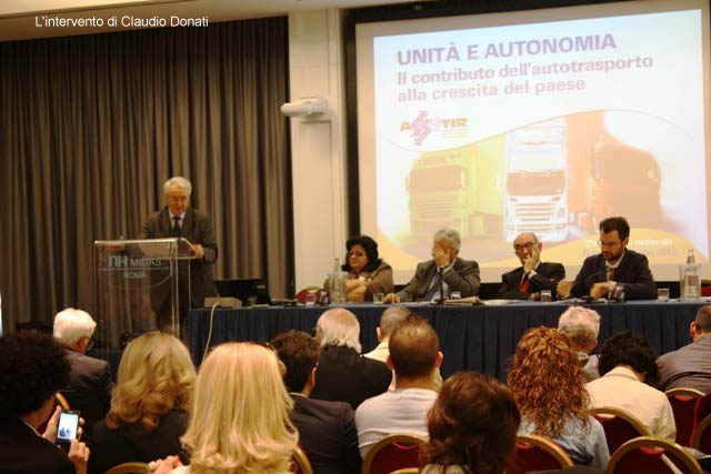 2° Congresso Transfrigoroute Italia Assotir conferma Anna Vita Manigrasso presidente
