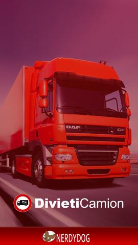 """""""Divieti Camion"""", la app gratuita che non può mancare all'autotrasportatore"""