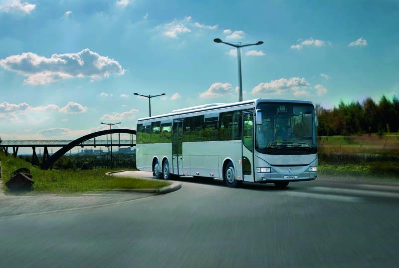 Iveco Bus consegna 36 nuovi autobus nella Città di Alba