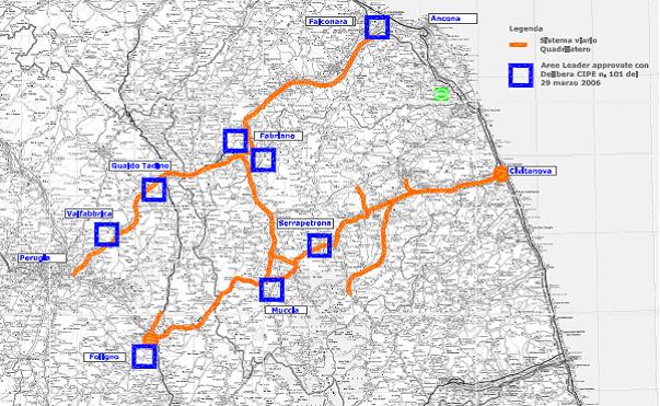 Quadrilatero Marche-Umbria: aperto tratto Colfiorito-Serravalle di Chienti