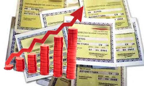 Assicurazione, tariffe RC auto aumentate del 245% in 18 anni