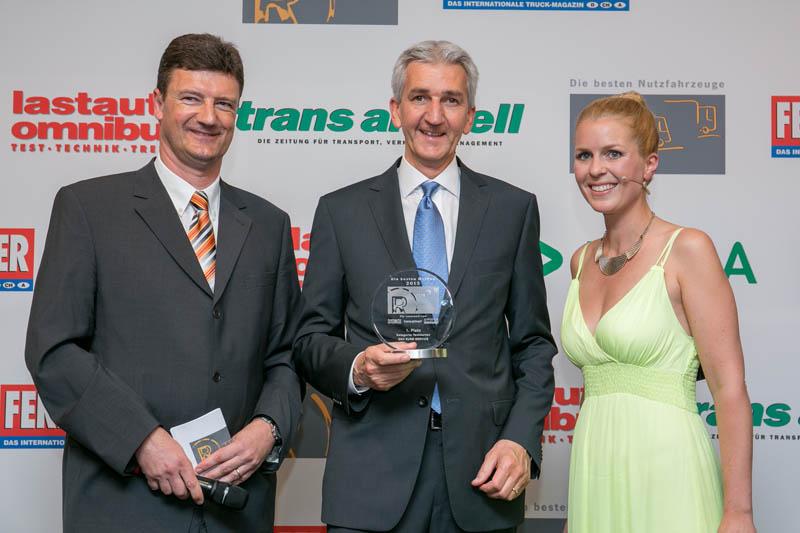 """A DKV il premio """"The Best Brands 2013"""" nella categoria carte carburante"""
