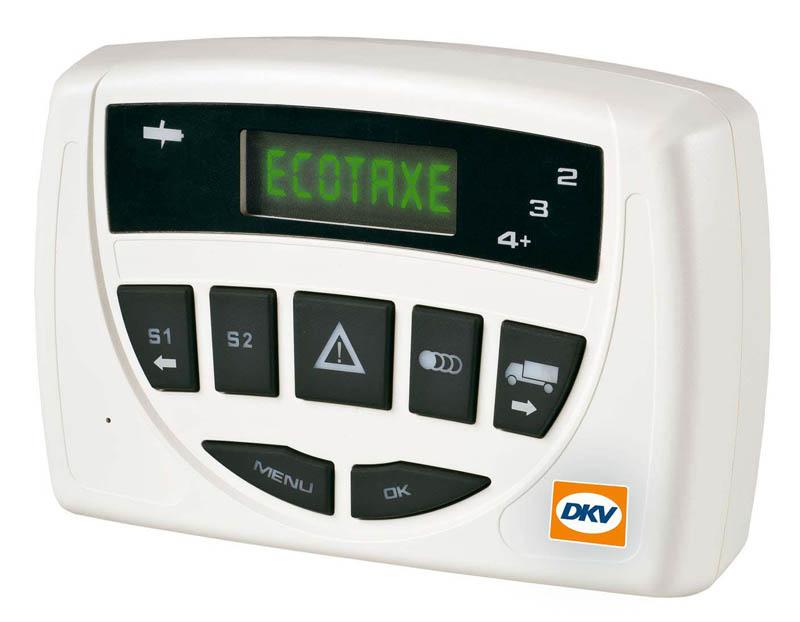 DKV Euro Service, tutto pronto per la registrazione online per l'Ecotaxe francese