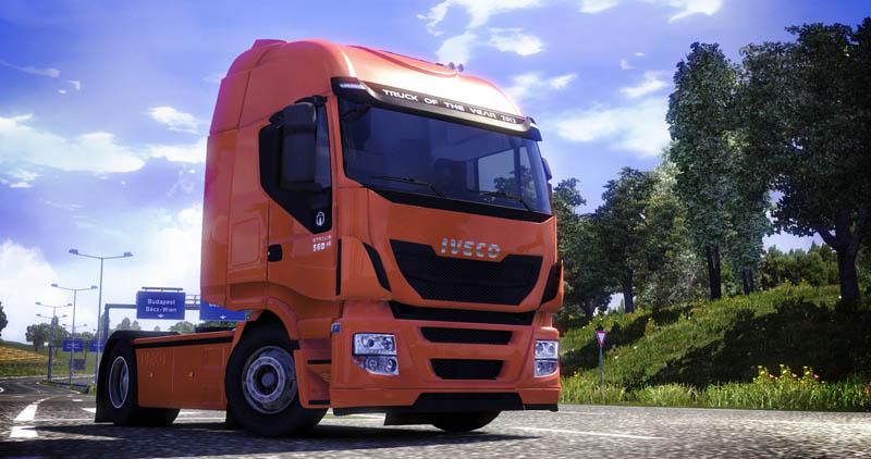 Il nuovo Stralis Hi-Way si guida su Euro Truck Simulator 2