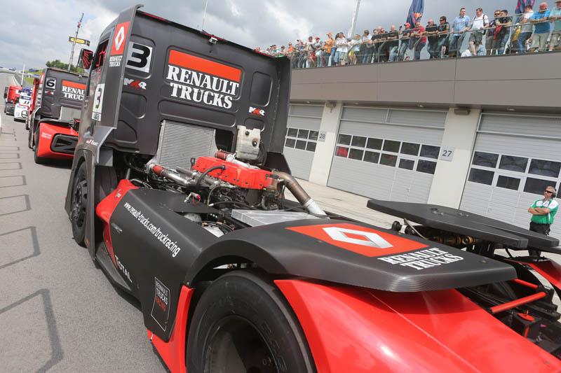 Truck Racing tappa austriaca: una vittoria e una nuova gamma