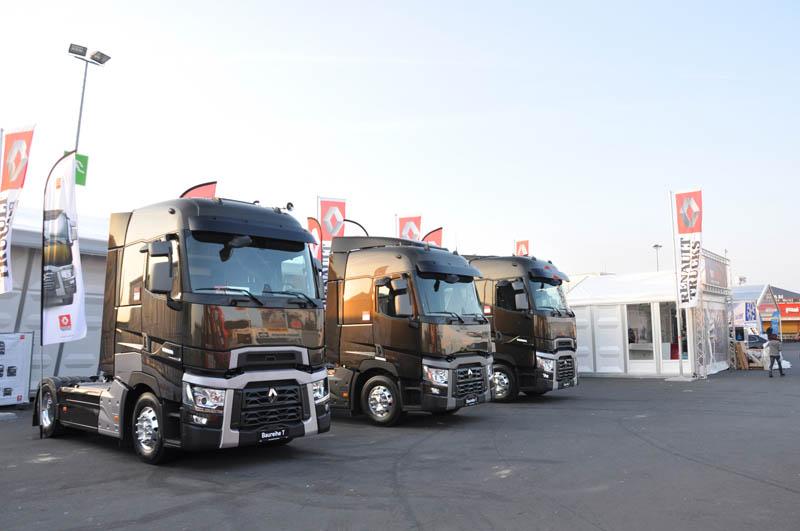 Una vittoria per il Team Renault Trucks-MKR Technology al Nürburgring