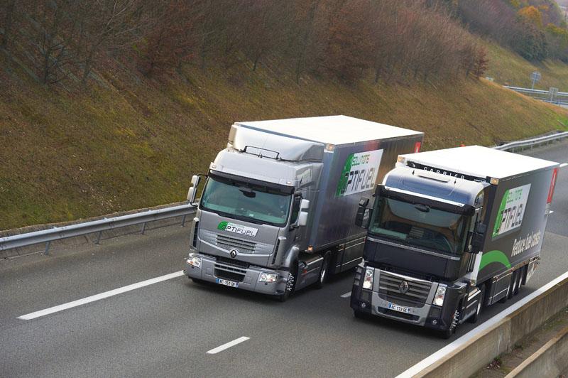 Nuove gamme Renault Trucks: centri di profitto al servizio delle attività dei clienti