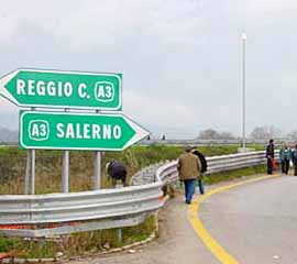 A3 Salerno-Reggio Calabria, inaugurato ultimo tratto 6° Macrolotto