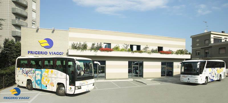 Frigerio Viaggi Trasporti migliora il suo servizio ai clienti con TomTom Business Solutions
