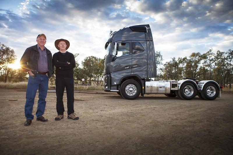 I nuovi veicoli Volvo realizzati per le condizioni più estreme