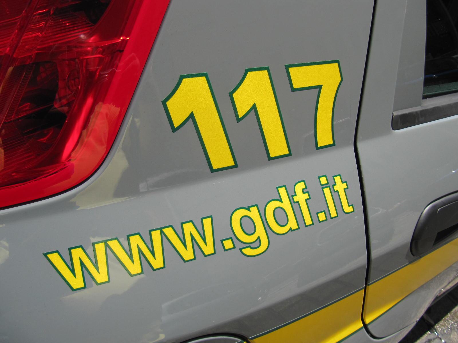 GdF Gorizia: nel 2014 sanzionati 67 mezzi Est-Europa