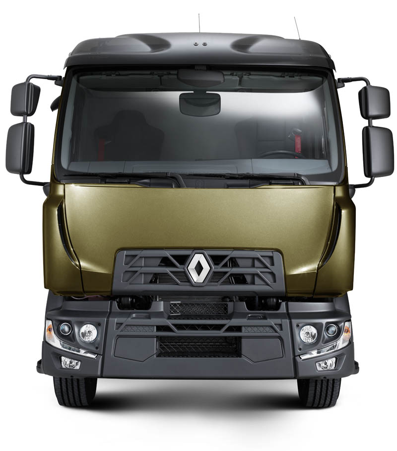 le nuove gamme renault trucks in configurazione antincendio alla convention dei vigili del. Black Bedroom Furniture Sets. Home Design Ideas
