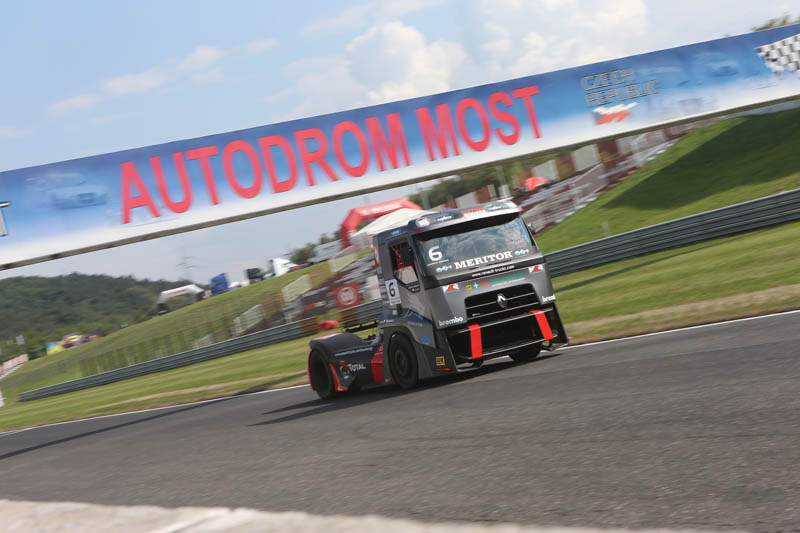 Truck Raging, tappa ceca: 2 podi e presentazione della nuova gamma Renault Trucks