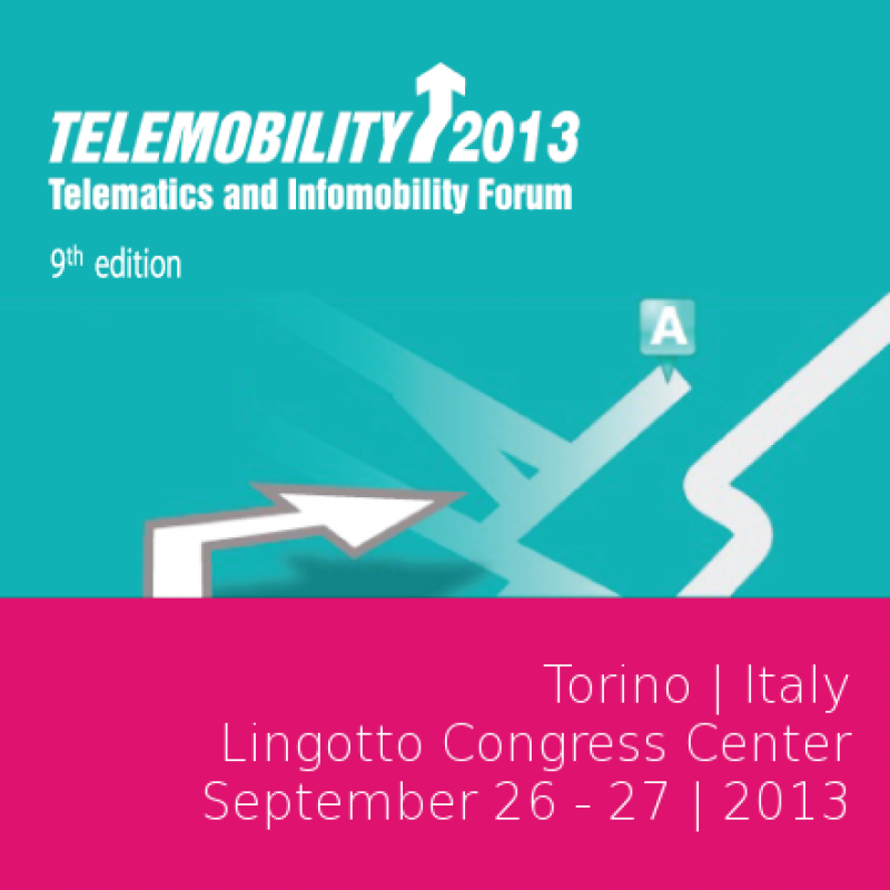 TomTom Business Solutions al Telemobility 2013