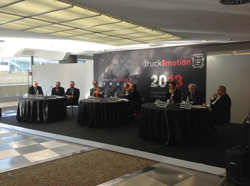 TruckEmotion 2013, la prima giornata è già un successo