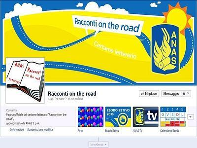 """Racconti on the road"", premiati i vincitori del primo certame letterario dell'Anas"