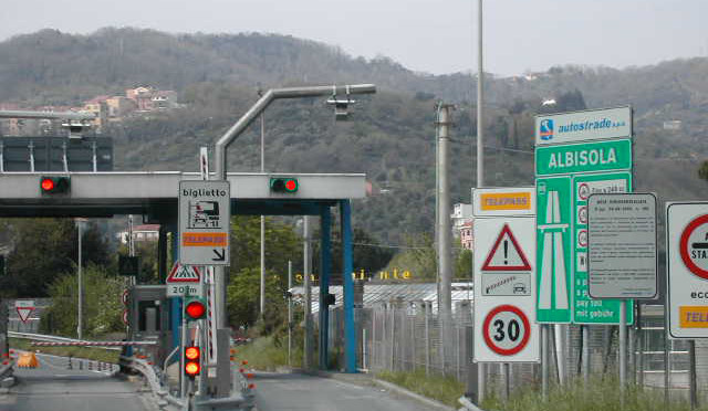 A10: Per quattro notti chiuso tratto Aeroporto-Bivio A7