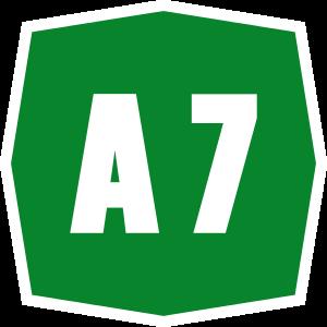 A7, da stanotte chiuso allacciamento con A10 per lavori fino a data da destinarsi