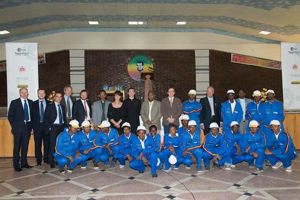 TechPro2 Iveco arriva in Etiopia