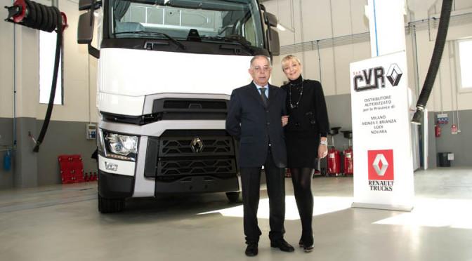 Renault Trucks si insedia al centro del distretto logistico milanese