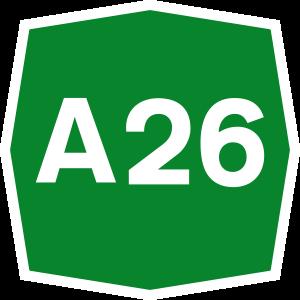 Autostrada A26 Genova Voltri Gravellona, chiusura entrata Meina