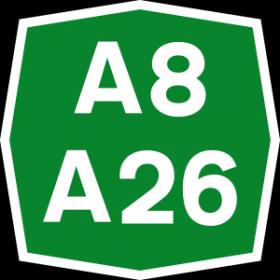 A8 26 Gallarate Gattico, chiusura stazione di Vergiate