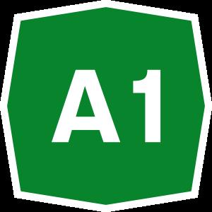 A1, riaperto tratto chiuso per incidente mezzo pesante al km 517