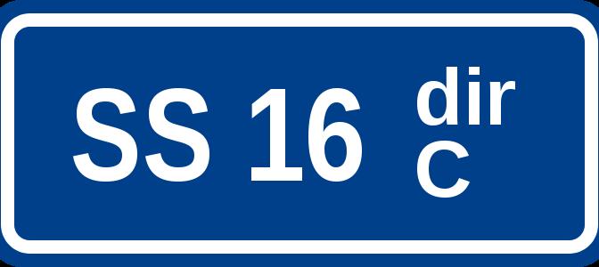 Pescara, prorogate limitazioni su Statale 16 Dir C