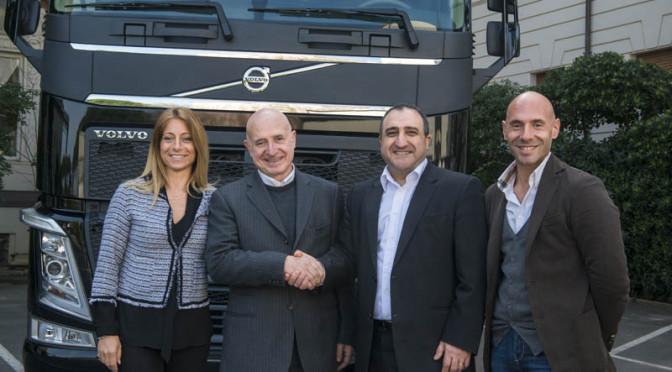 Matrimonio tra Covelli Truck Sud e Volvo Trucks
