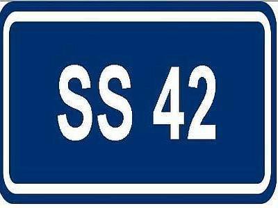 Brescia, limitazioni su Statale 42 nella galleria Sellero