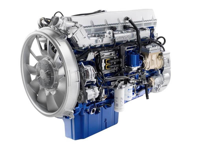 Volvo-Fh-16_Euro-6_motore