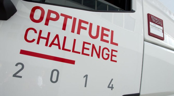 Concluse selezioni italiane Optifuel Challenge 2014