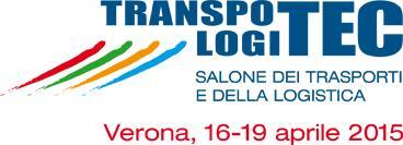 Transpotec Logitec 2015 Verona