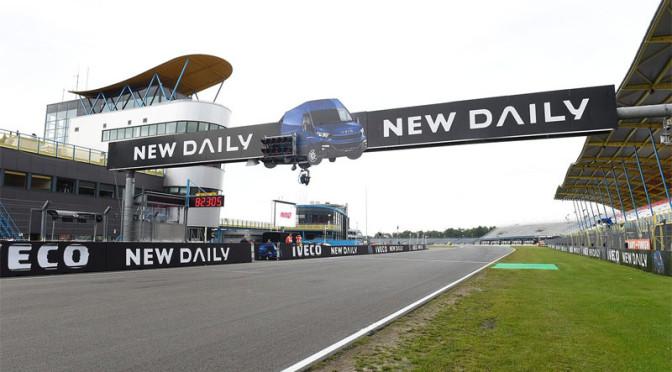 Nuovo Iveco Daily è Title Sponsor del Gran Premio MotoGP di Assen 2014