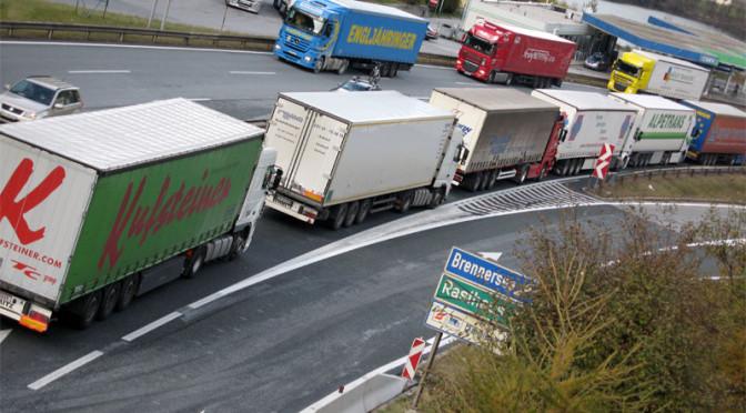 ANITA sul corridoio del Brennero: scelte politiche su dati statistici certificati