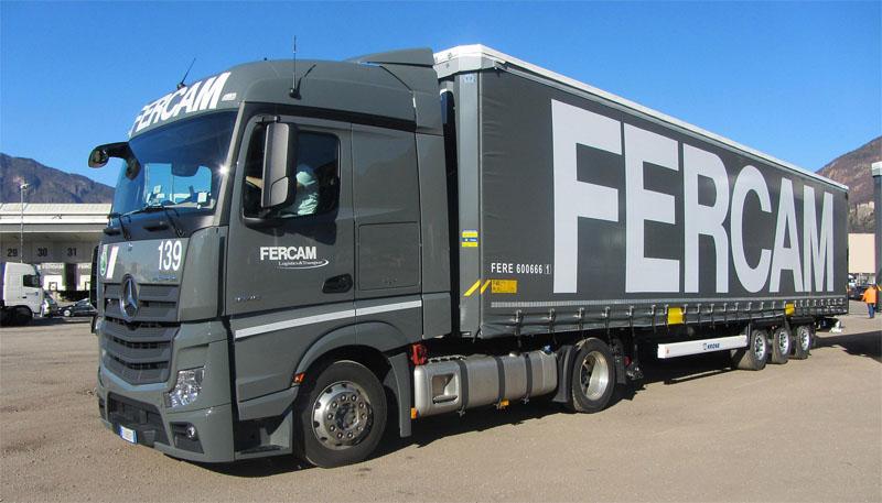 Fercam_camion