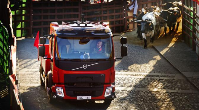Successo epico per la campagna Live Test Volvo Trucks al Cannes Lions