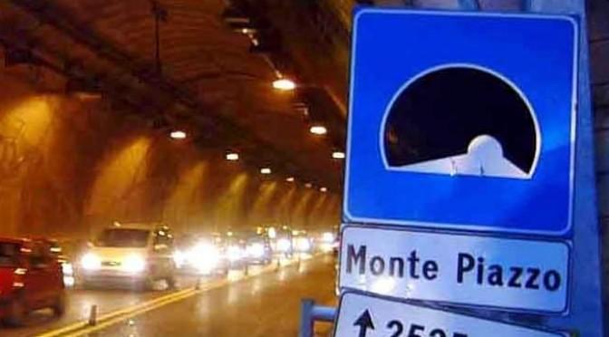 Statale 36, oggi apertura al traffico della Galleria Monte Piazzo