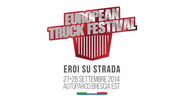 European Truck Festival 2014 Brescia – Eroi su strada