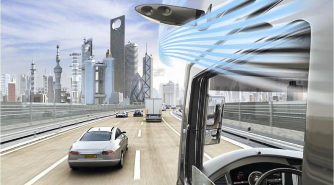 Continental ProViu Mirror, l'alternativa agli specchietti retrovisori