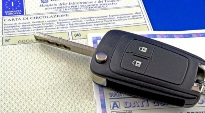 Motorizzazione chiarisce su nomi su patente e carta di circolazione